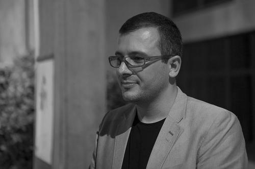 اردوان طاهری در رونمایی کتاب یک نفس تازه